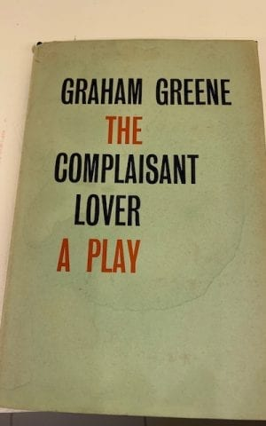 The Complaisant Lover – A Play