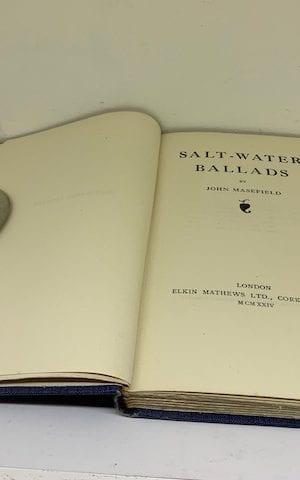 Salt Water Ballads