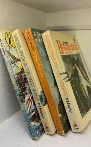 Hornblower (4 titles)