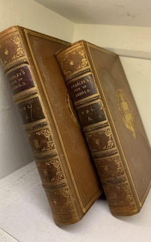 Life and Correspondence of Arnold (vols I & II)
