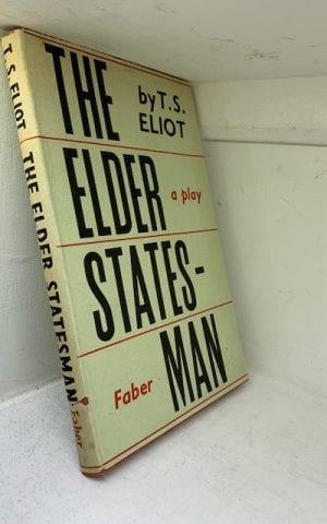 The Elder Statesman: a play