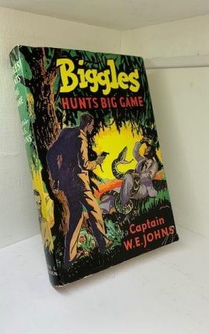 Biggles Hunts Big Game