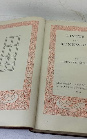 Limits and Renewals