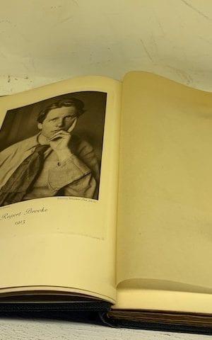 Complete Poems of Rupert Brooke