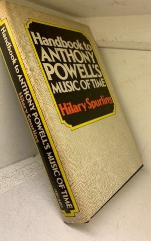 Handbook to Anthony Powell's Music of Time