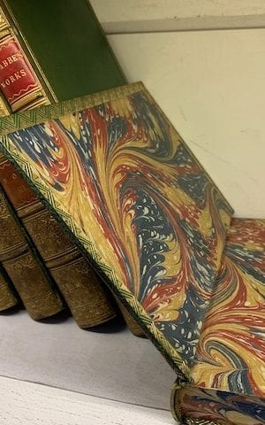The Works of George Crabbe (in 5 volumes)