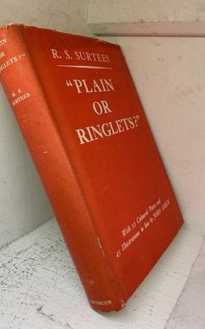 """Plain or Ringlets?"", in twelve parts"