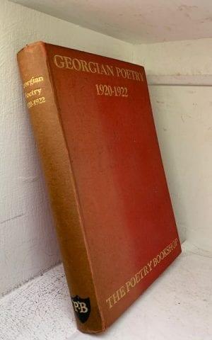 Georgian Poetry (1920-1922)