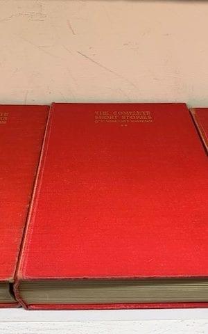 The Complete Short Stories (3 vols)