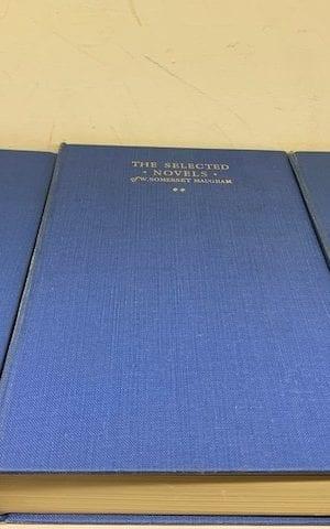 The Selected Novels (3 vols)