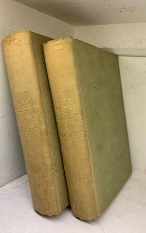 Plays Pleasant and Unpleasant (vols I & II)
