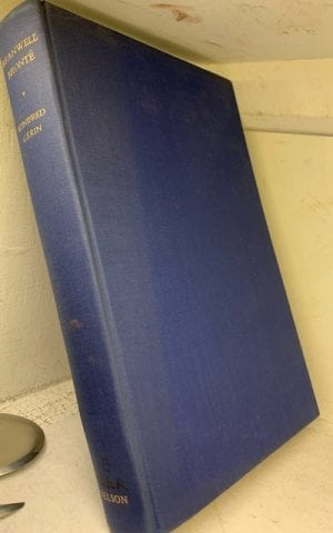 Branwell Brontë, a biography