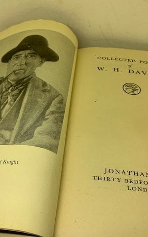 Collected Poems of W. H. Davies