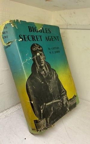 Biggles – Secret Agent