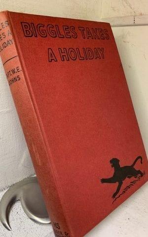 Biggles Takes A Holiday