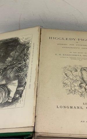 Higgledy-Piggledy: Stories for Everybody and Everybody's Children
