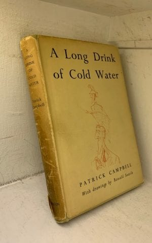 A Long Drink of Cold Water