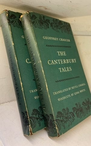 The Canterbury Tales (2 Vols)