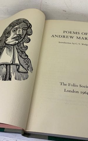 Marvell's Collected Poems