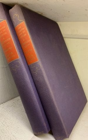 The Atlantic Book of British and American Poetry (2 Vols)