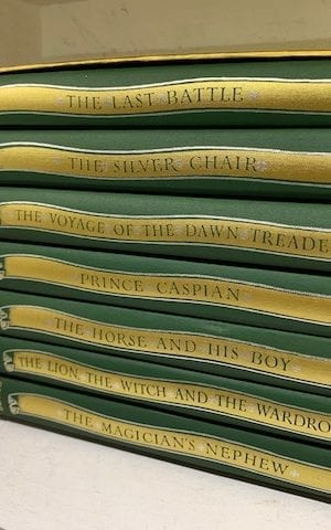 The Narnia Books (7 volumes)