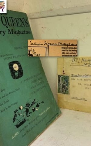 A Point of Law (in Ellery Queen's Mystery Magazine)