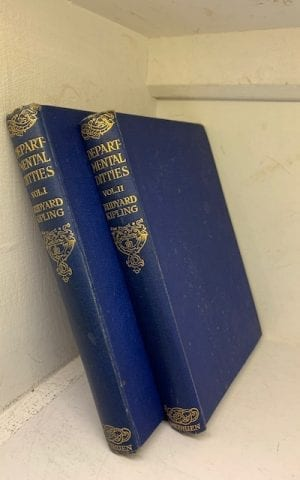 Departmental Ditties and other verses (in 2 vols)