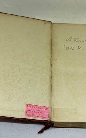 The Letters of Robert Louis Stevenson I: 1868-1880 (Scotland, France, California)