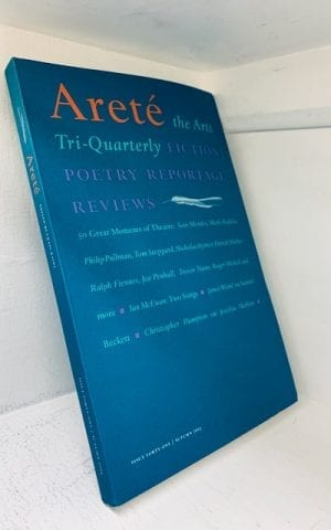 Areté: The Arts Tri-Quarterly: 41 (Autumn 2013)