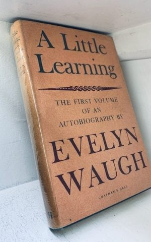 A Little Learning: 1st volume of an autobiography
