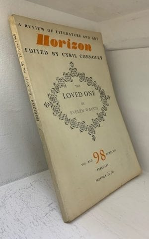 Horizon: (Vol XVII, No. 98) The Loved One, By Evelyn Waugh