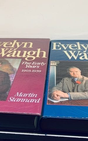 Evelyn Waugh (2 vols): The Early Years 1903-1939; No Abiding City 1939-1966