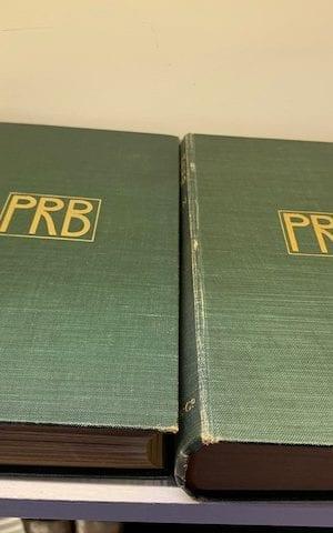 Pre-Raphaelitism and the Pre-Raphaelite Brotherhood (vols I & II)