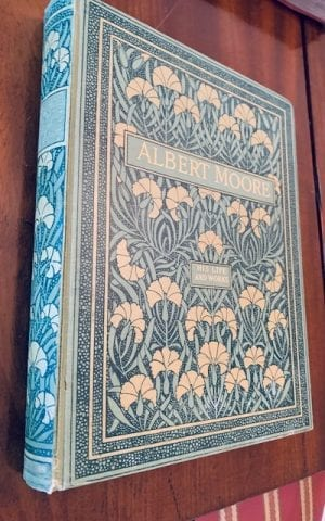 Albert Moore, his life and works