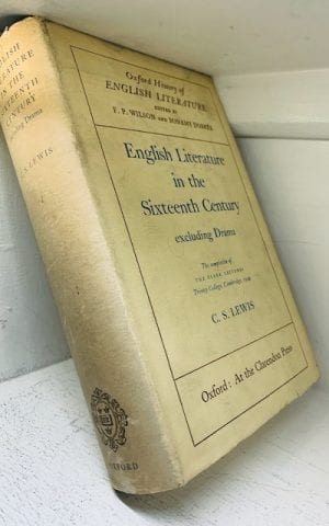 English Literature in the Sixteenth Century (excluding drama)