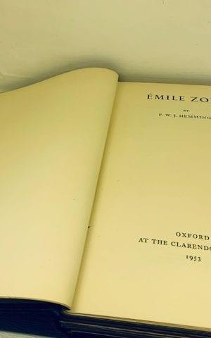 ămile Zola