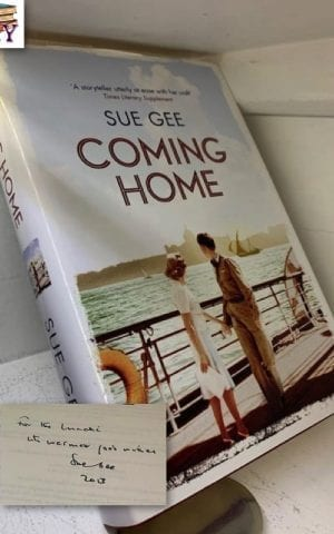 Coming Home (signed)