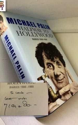 Halfway to Hollywood: Diaries 1980-1988 The Film Years