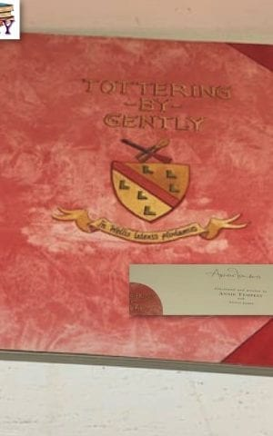 Tottering-by-Gently (signed)