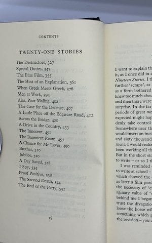 Collected Stories (Including May We Borrow Your Husband?, a Sense of Reality, Twenty-One Stories)