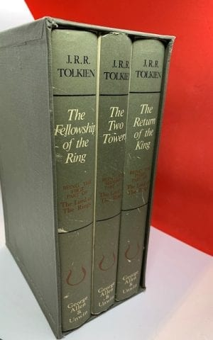 Lord of the Rings (Boxed set of 3 vols)
