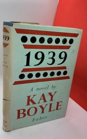1939 – a novel