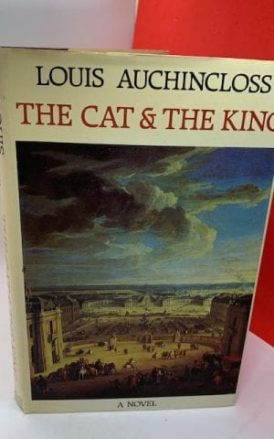 The Cat & The King, a novel