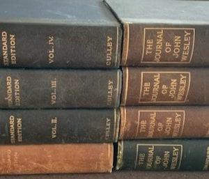 The Journal of John Wesley (8 vols)