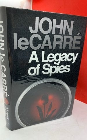 A Legacy of Spies (SIGNED)
