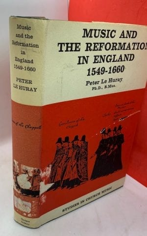 Music and the Reformation in England 1549-1600