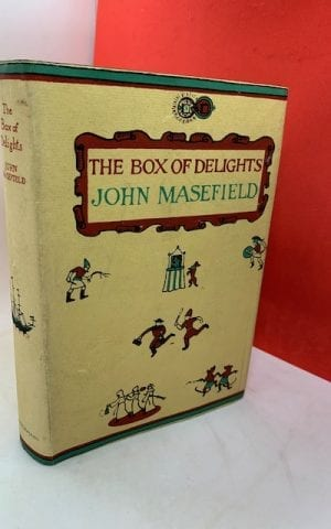 The Box of Delights or When The Wolves Were Running