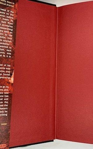 Red Rabbit (a Jack Ryan novel)