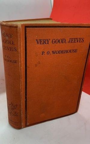 Very Good, Jeeves!