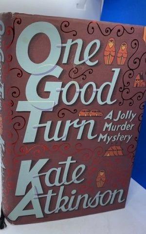 One Good Turn – a jolly murder mystery